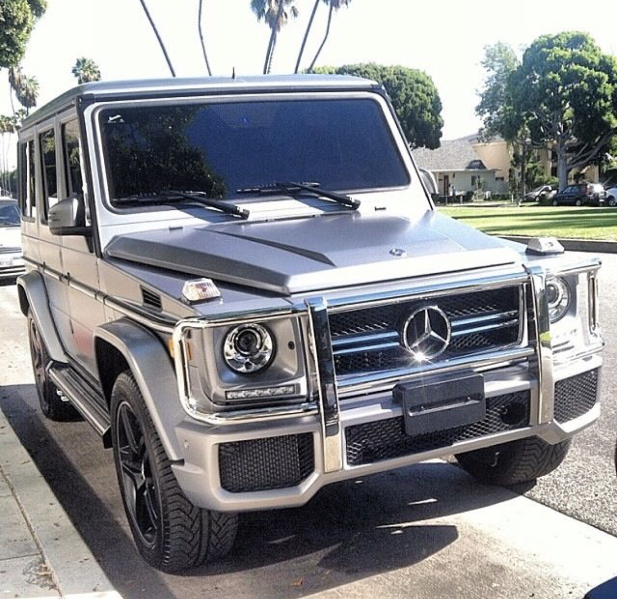 Nigerian man buys south african man g wagon benz to for Buy mercedes benz g class