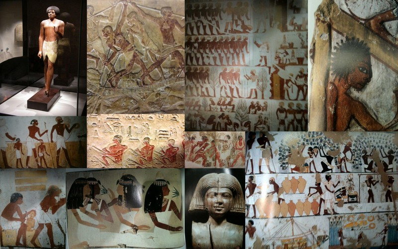 Peuple-Egypte