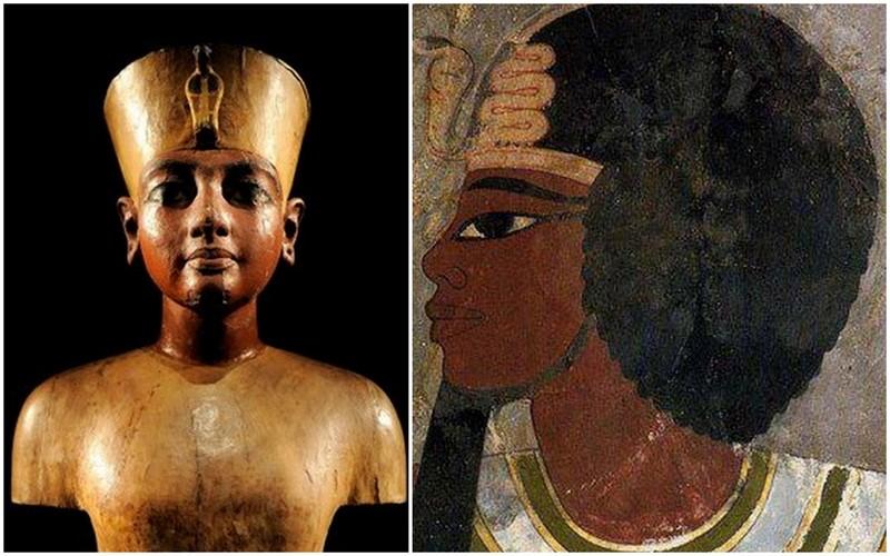 Toutankhamon-Amenhotep